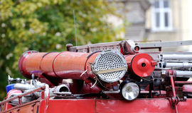Firetruck Royalty Free Stock Photo