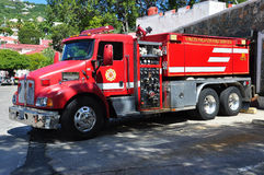 Firetruck Stock Image