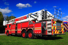 Firetruck Royalty Free Stock Photos
