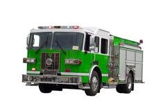 firetruck odizolowane Zdjęcia Royalty Free