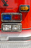 Firetruck Signals Royalty Free Stock Photography