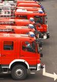 Firetrucks Lizenzfreie Stockbilder