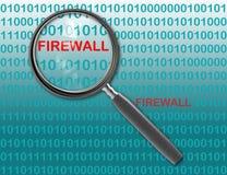 FIREWALL Stock Fotografie