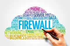 firewall immagine stock libera da diritti