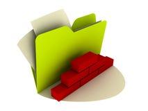 firewallsymbol vektor illustrationer