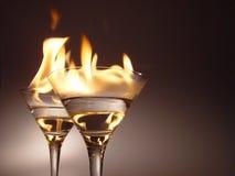 Firewater mim Imagens de Stock