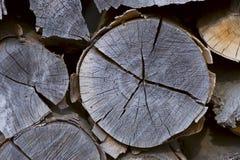 Firewood-2 Stock Photos