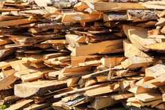The firewood Stock Photography