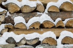 Firewood [3] Stock Photo