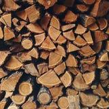 firewood Photos libres de droits