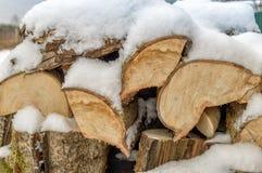 firewood Images libres de droits