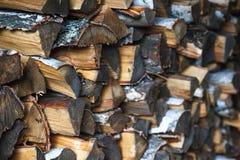 firewood Imagens de Stock Royalty Free