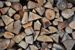 firewood Fotografia Stock Libera da Diritti