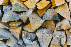 firewood Immagini Stock