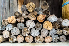 Firewood. Is any wooden material that is gathered and used for fuel. Generally,  is not highly processed and is in some sort of recognizable log or branch form stock photos