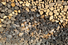 Firewood background Royalty Free Stock Image