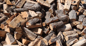 Firewood background Royalty Free Stock Photo