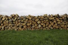 Firewood Royalty Free Stock Photos