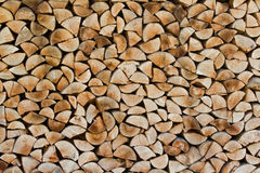 FIREWOOD. Firewwod background ... check my other backrounds Royalty Free Stock Photos