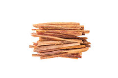 Firewood isolate. The logs of fire wood isolate ,piece of wood Stock Photos