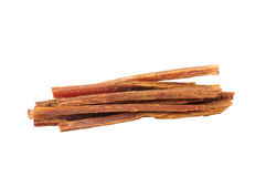 Firewood isolate. The logs of fire wood isolate ,piece of wood Royalty Free Stock Image