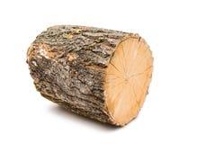 Firewood isolated. On white background Stock Photos