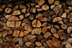 The firewood Royalty Free Stock Image
