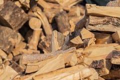 Firewood,log Royalty Free Stock Photo