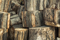 Firewood,log Stock Image