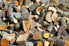 Firewood logs Royalty Free Stock Image