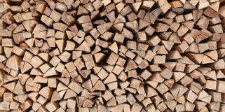 firewood Madeira combustível cru naughty foto de stock royalty free