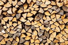 Firewood royalty free stock photos