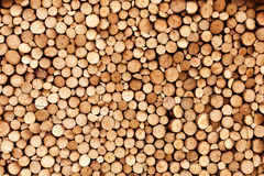 Firewood texture Stock Photos
