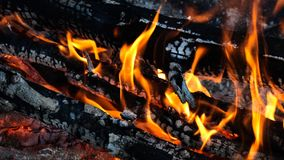 Firewood Texture, Youtube Channel Art Banner. 2560 x 1440, Campfire Background image royalty free stock images