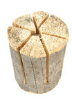 Firewood for wintertime Royalty Free Stock Images