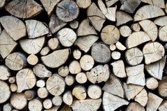 Firewoods Στοκ φωτογραφία με δικαίωμα ελεύθερης χρήσης