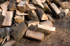 Firewoods Stock Photography