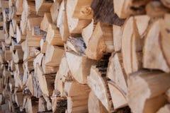 Firewoods; Imagen de archivo libre de regalías