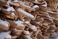 Firewoods; Foto de archivo