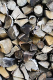 Firewoods Photo stock