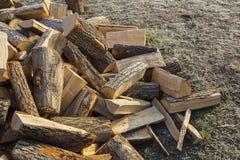 Firewoods Immagine Stock Libera da Diritti