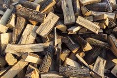 Firewoods Fotografia Stock