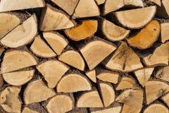 Firewoods Fotografia Stock Libera da Diritti