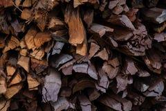 Firewoods fotografia de stock royalty free