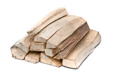 Firewoods chopped Royalty Free Stock Photography