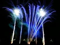 firework imagens de stock