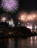 Firework ,2011 Stock Photos