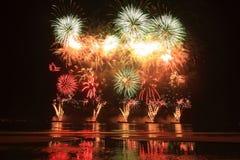 Firework Royalty Free Stock Photo