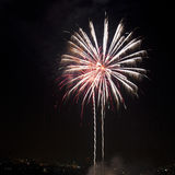 Firework. Picture of Firework Display for Celebrate Event Stock Photos