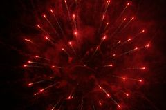 Firework. Party Royalty Free Stock Images